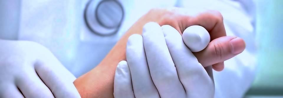 Rękawice safemed dla Ciebie