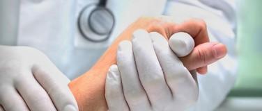 Jednorazowe rękawice lateksowe